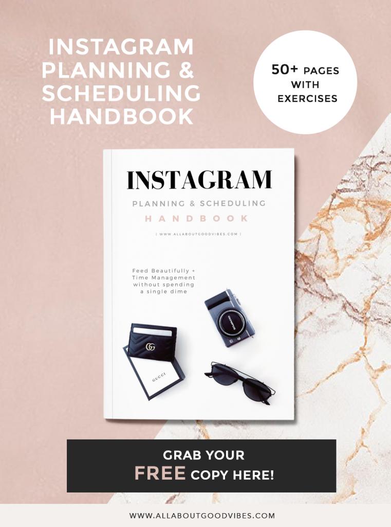 Instagram Planning and scheduling handbook Free Download_1