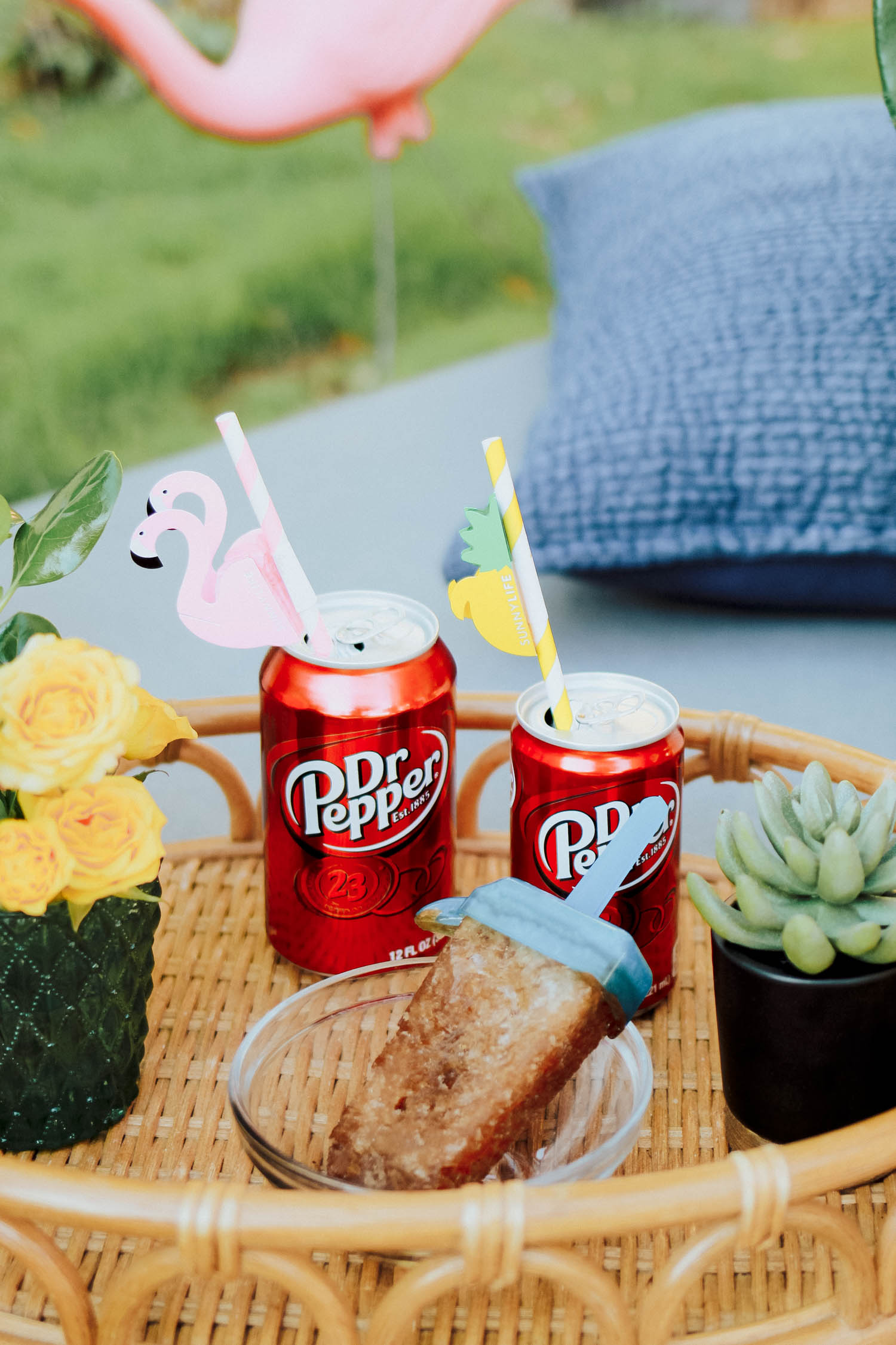 Summer Backyard BBQ with Dr Pepper Walmart allaboutgoodvibes.com_@thevibescloset