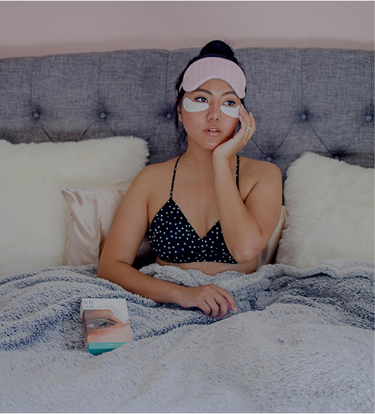 Overnight Eye Mask Review