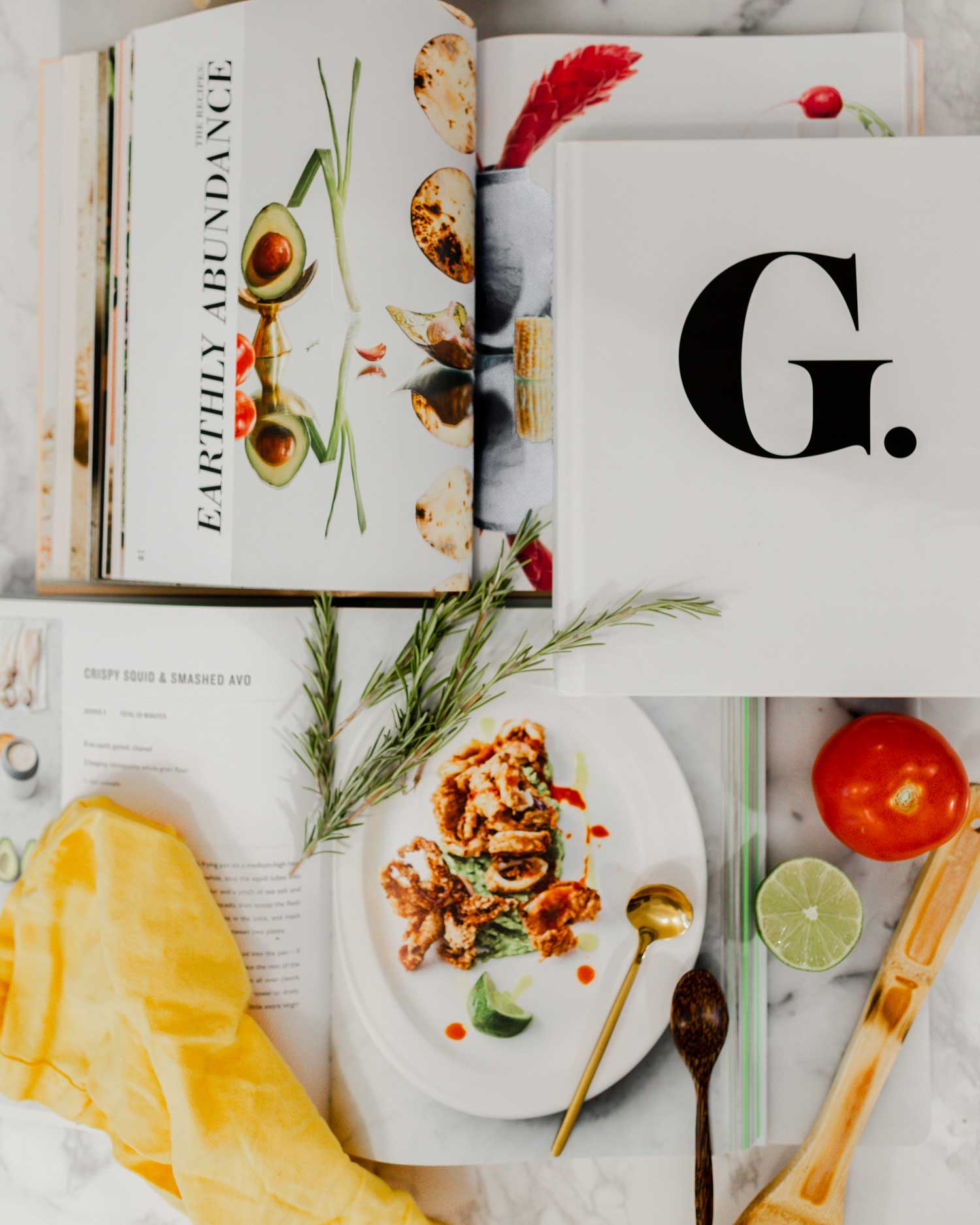 3 Healthy Cookbooks | Self-Care Sunday
