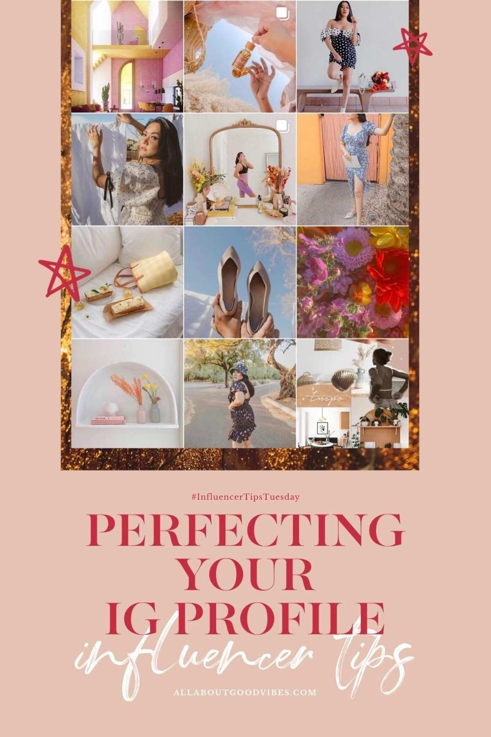 Lesson Three Perfecting your Instagram Profile _ #InfluencerTipsTuesday-@curatedbymollie